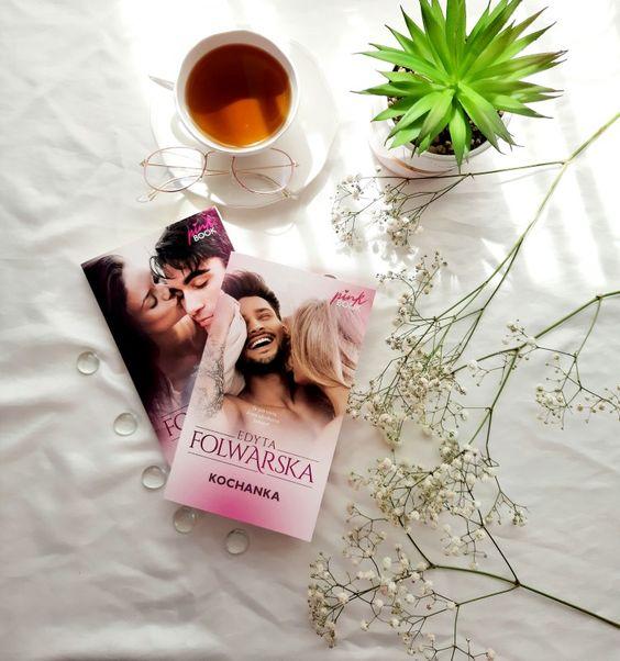 Kochanka Pink Book Edyta Folwarska