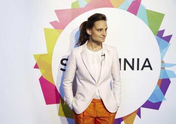 Sustainia's inspiring CEO is bringing women into sustainability #InternationalWomensDay