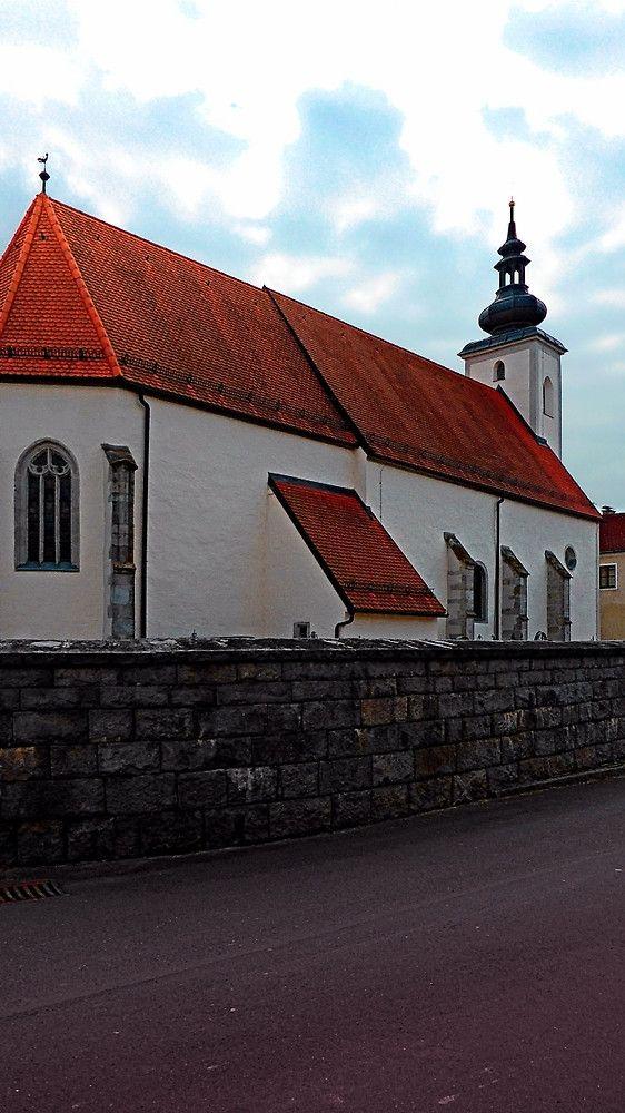 The village church of Waldburg 3 | architectural photography. Waldburg, Austria / Österreich