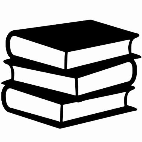 Livres Ecole Flex Thermocollant Noir Icone Livre