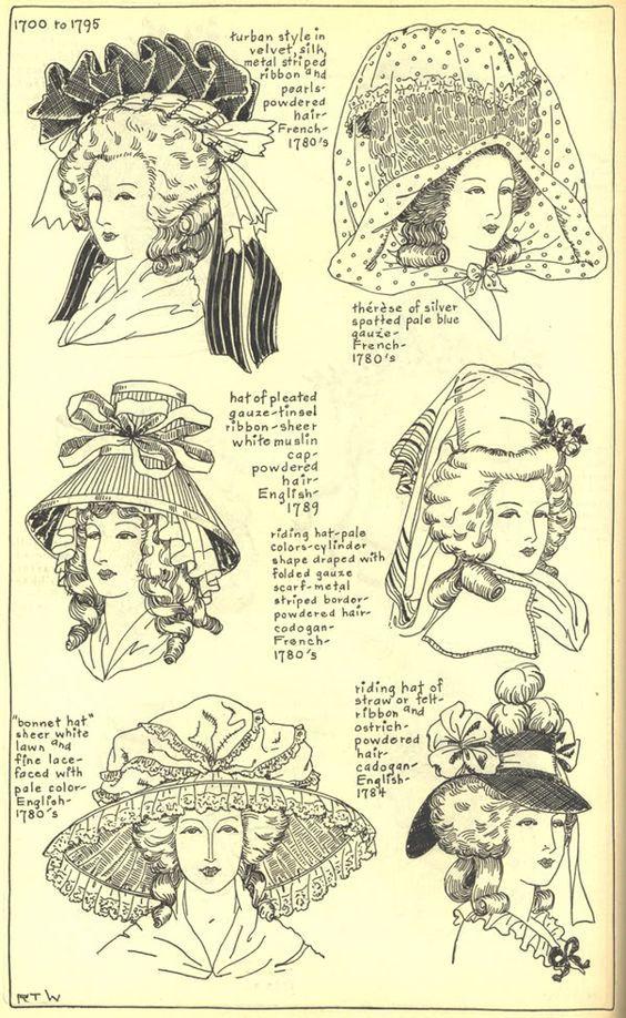 Coiffure Sous Louis Xvi Histoire De La Mode Costume Historique Mode Marie