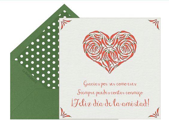 Tarjetas De Amistad, Frases De Amistad, Tarjetas de amor, tarjetas de San Valentín, tarjeta de enamorados, Día de San Valentín, Día de los enamorados, Día del amor, amor, 14 de febrero, corazón, colores    Para más Info Visita: La Belle Carte www.LaBelleCarte.com    Online cards Saint Valentine's Day, online greeting cards Saint Valentine's Day, love, hearts, heart, colors     For More Info Visit: La Belle Carte www.LaBelleCarte.com/en