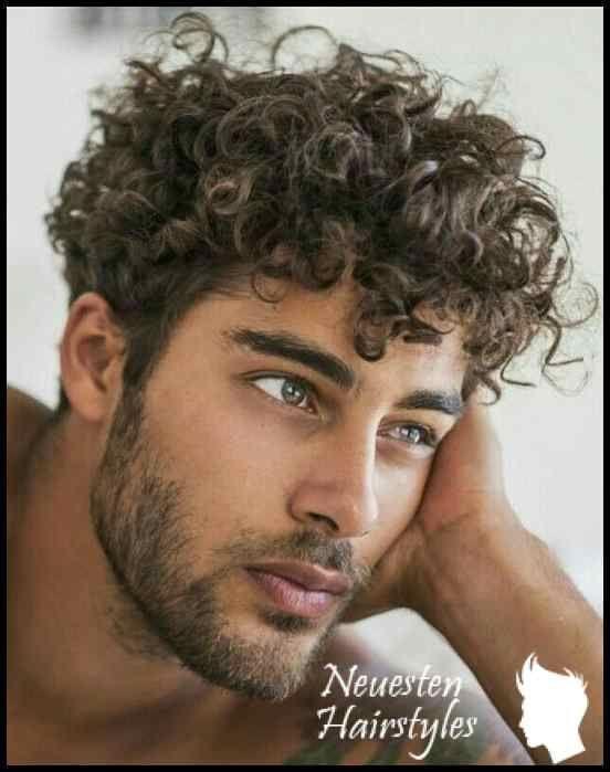 Frisuren Lockige Haare Männer - Frisur Stil