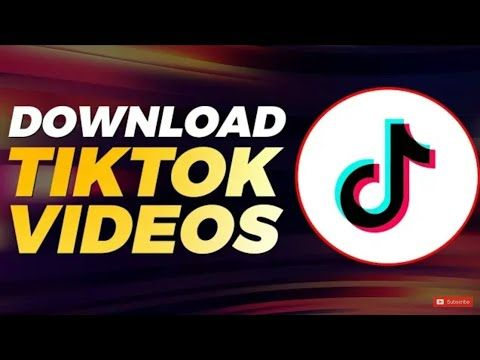 How To Download Tiktok Videos Without Watermark In Urdu Hindi Youtube In 2020 Videos Tech Company Logos Youtube