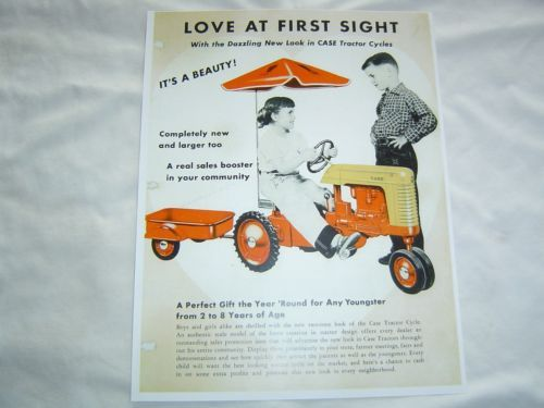 Eska-Case-400-Pedal-Tractor-Order-Form-Farm-Literature pedal - vehicle order form
