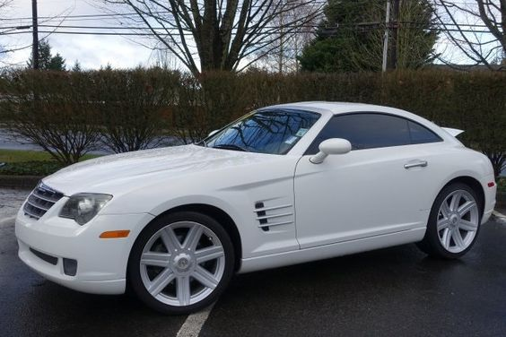 chrysler crossfire crossfire and crossfire for sale on pinterest. Black Bedroom Furniture Sets. Home Design Ideas