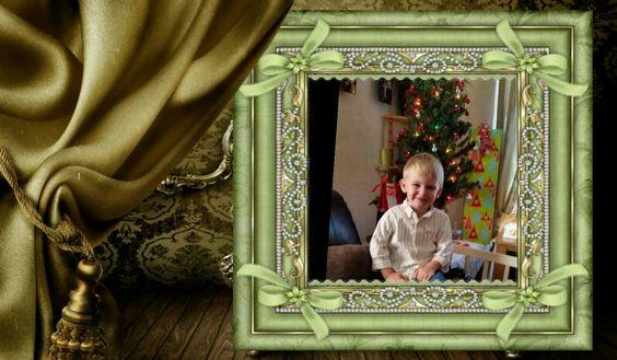 Chase  3rd Christmas.