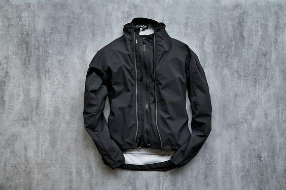 Black S1-J Riding Jacket