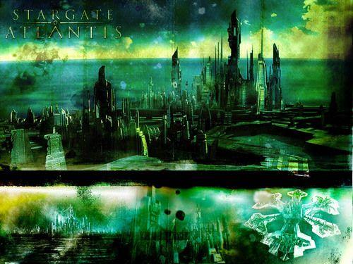 Stargate Atlantis Wallpaper Sga Stargate Stargate Atlantis Atlantis