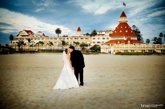 Love and the Hotel Del Coronado