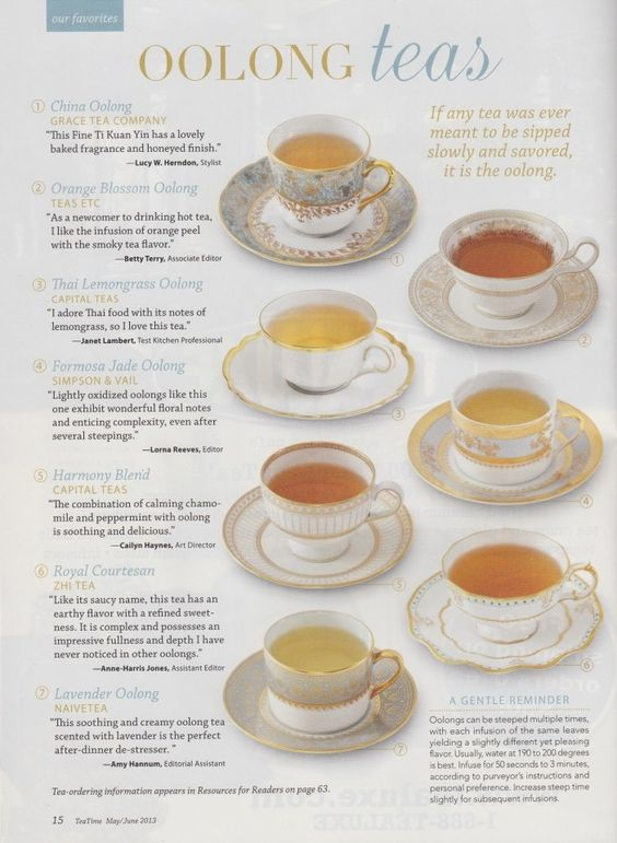 how to make oolong tea