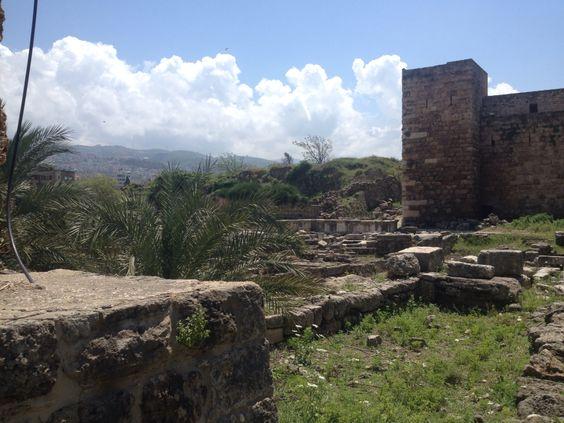 Ruinen in jbeil