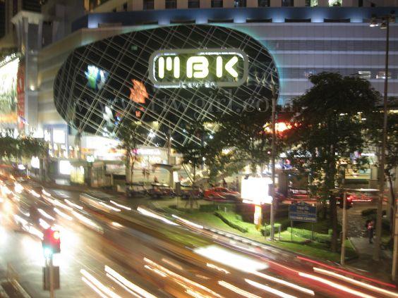 MBK Centre in #Bangkok #Thailand