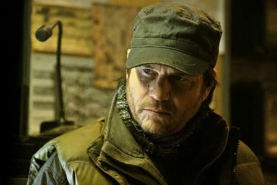"Bill Paxton in ""The Colony"" looks a lot like what Charles is supposed to look like"