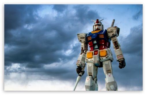 Download Gundam Odaiba Hd Wallpaper With Images Uhd Wallpaper