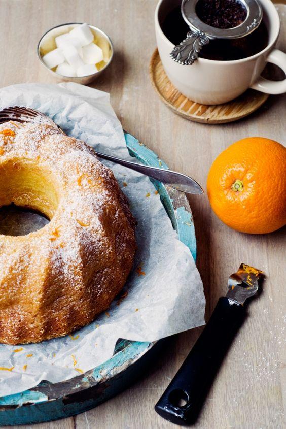 Bábovka, o bizcocho de queso quark y naranja {Merendando en Helsinki} «