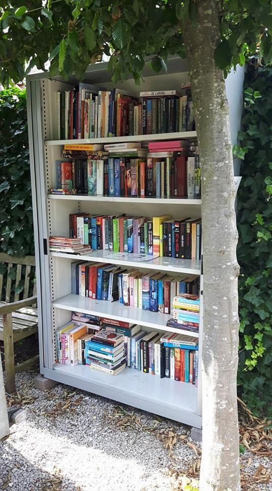 Boekenruilkast Zele