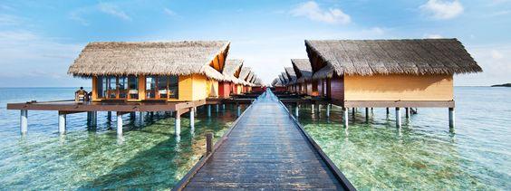 Adaaran Select Hudhuranfushi - Exterior