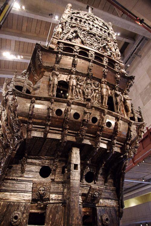 Visite Du Musee Du Vasa Un Des Incontournable De Stockholm