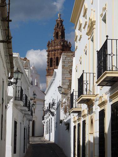 Calle de San Agustin, Jerez de los Caballeros