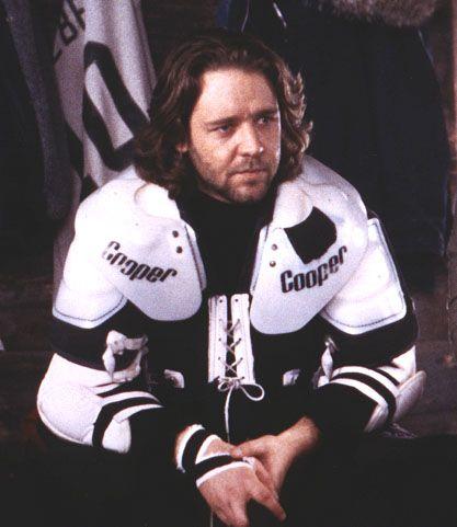 Russell Crowe in Mystery, Alaska