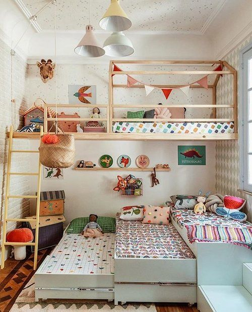 Just Wow This Room Is A Total Dream Amomooui Small Kids