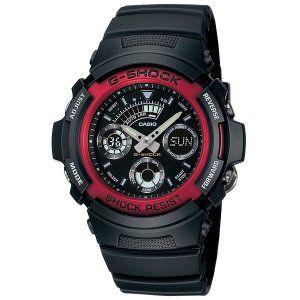 カシオ Gショック メンズ アナデジ ブラック AW-591-4A あすつく 腕時計