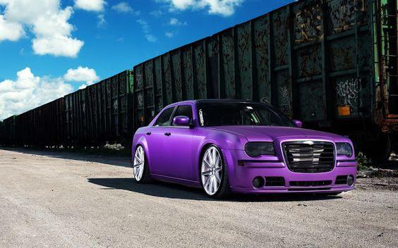 Cars Tuning Music: Chrysler 300C