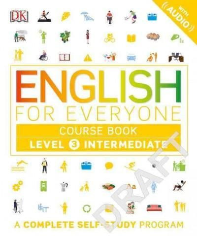 English for Everyone, Level 3: Intermediate Course Book