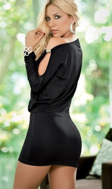 Today Convert Little Black Dresses is Hottest Party Wear Fashion - http://www.modapinks.com/today-convert-little-black-dresses-is-hottest-party-wear-fashion