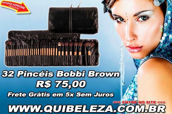 Maquiagem? www.quibeleza.com.br