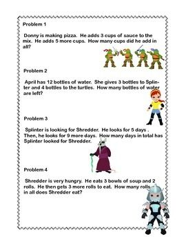 math worksheet : solving equations all four operations grade 6 120 math task  : Solving Equations With Addition And Subtraction Worksheets