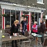 Cafe 1618 - Middleton-in-teesdale A lovely licensed  cafe offering restaurant quality food and drink.