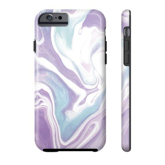 Lavender Marble Phone Case