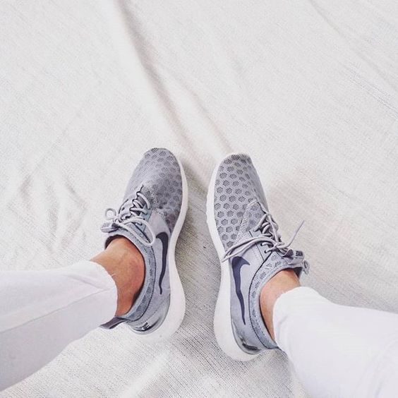 @christieswadling adds some fresh kicks to her rest day style�??�Add the Nike Juvenate...