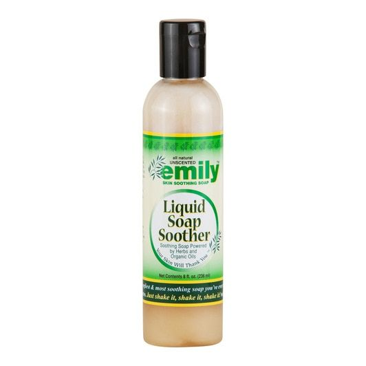A Natural Body Wash For Eczema By Emily Skin Soothers Natural Body Wash Natural Shampoo Eczema