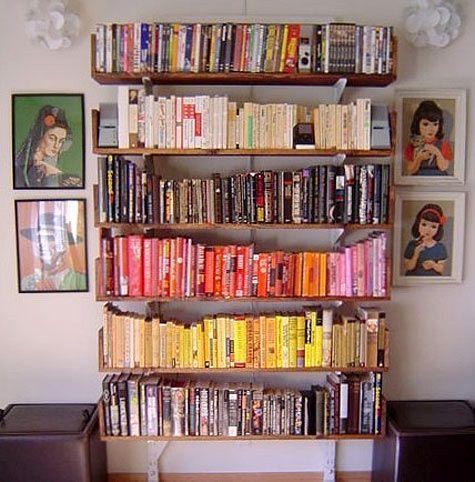 Book shelf #book #shelf
