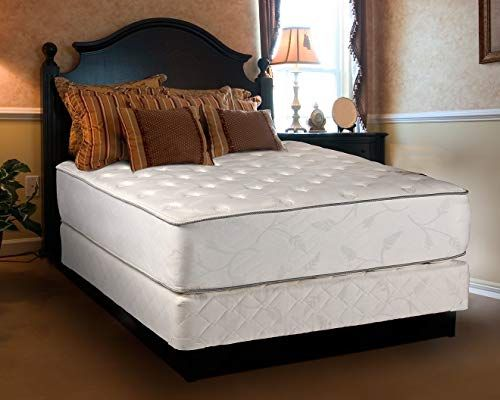 Buy Exceptional Plush Two Sided Mattress Set Bed Frame Included