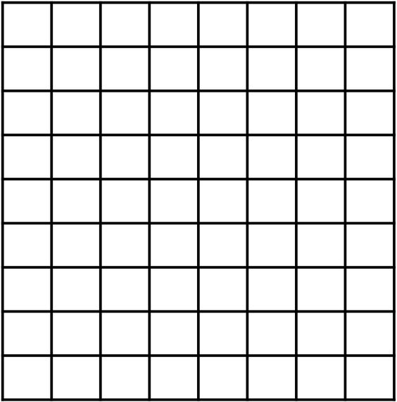 problem solving maths grid