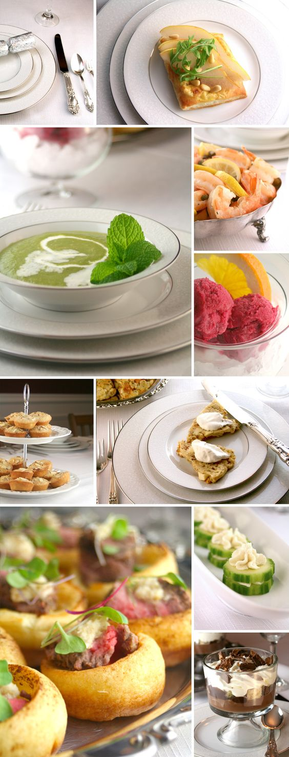 Downton abbey party menu downton abbey party menu for Dinner party menus and recipes