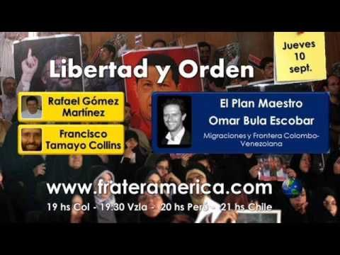 Libertad y Orden Nro. 38. El Plan Maestro: Migraciones y Frontera Colomb...
