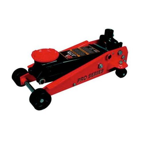 Torin Big Red T83002 Pro Series Heavy Duty Floor Jack 3 Ton 6000 Lb Capacity Floor Jack Car Mechanic Flooring