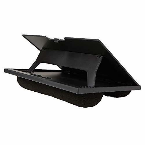 """Fits upto 15.6/"""" Laptop MyDesk Gear Lap Black"""
