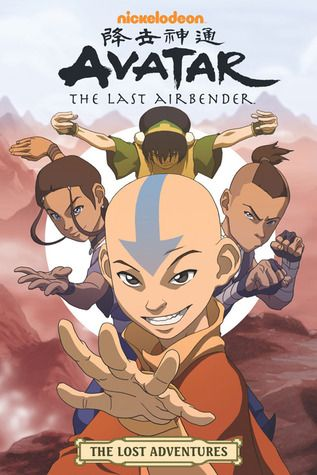 Pdf Download Avatar The Last Airbender The Lost Adventures By Bryan Konietzko Free Epub The Last Airbender Avatar The Last Airbender Avatar
