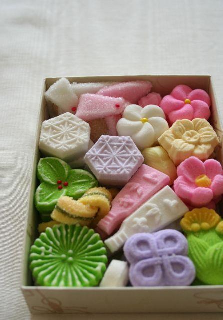 boxed higashi assortment