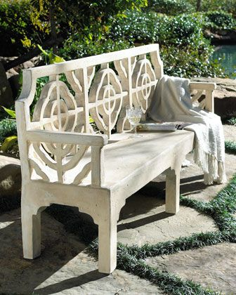 """Quatrefoil"" Outdoor Furniture - Neiman Marcus"