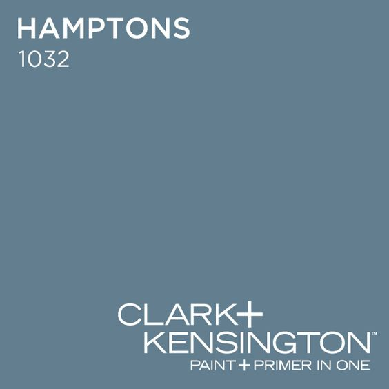 Hamptons 1032 by Clark+Kensington Thinking about this color for my front door.