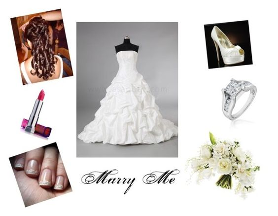 """Wedding Day"" by tht1sil3ntgrl ❤ liked on Polyvore featuring Giuseppe Zanotti, Reeds Jewelers and Reception"