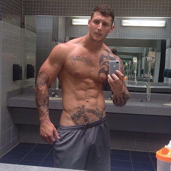 Nude muscle men hunks