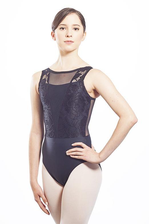 Womens Ladies Long Sleeve Floral Lace Off Shoulder Top Bodysuit Leotard SM ML